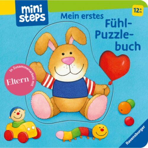 Ravensburger Verlag Mein erstes Fühl-Puzzlebuch