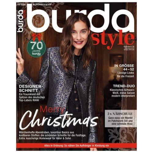burda style #12 2020