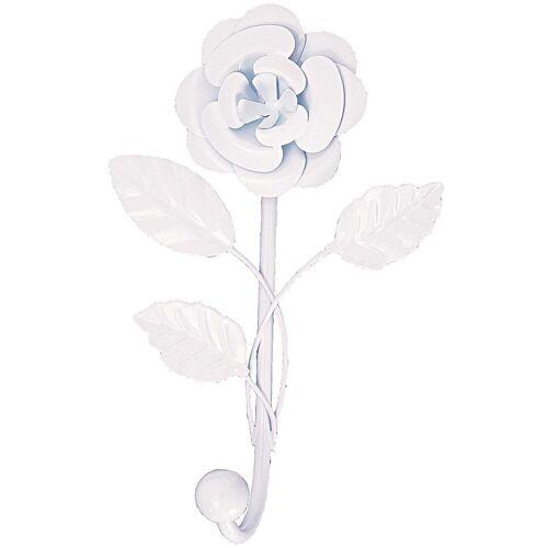 Rico Design Wandhaken Rose 16,5x8,5cm