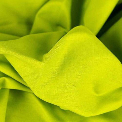 SWAFING Heide uni saftgrün 150cm