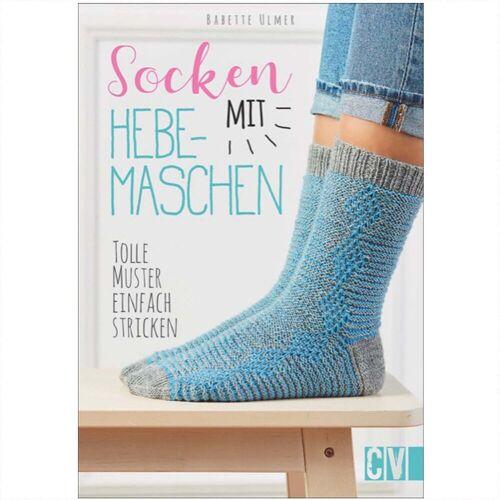 Christophorus Verlag Socken mit Hebemaschen - tolle Muster einfach stricken