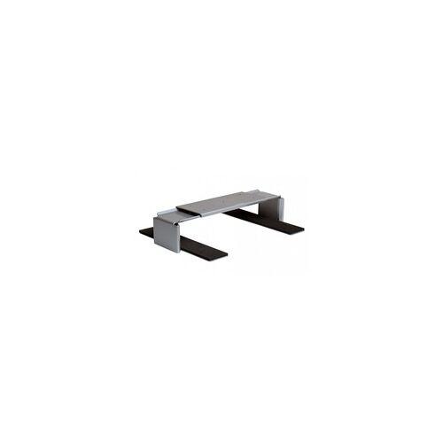 PJ Production PC-Halter waagerecht - Aluminium