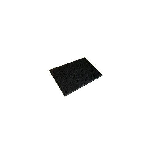 Floortex Schmutzfangmatte Doortex Twistermat 90 x 150 Schwarz