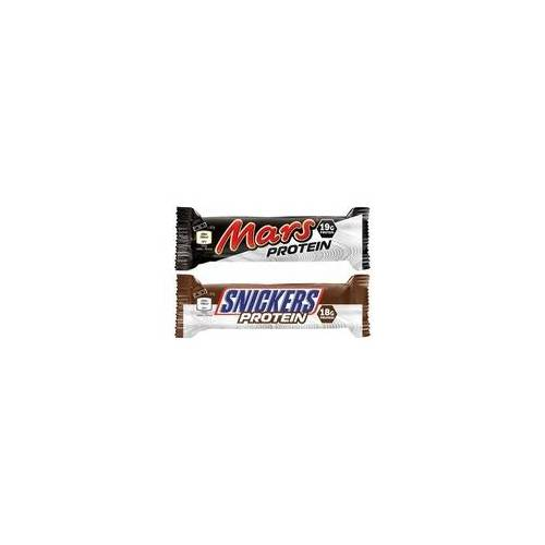 mars inc. Mars Snickers Protein Bar 18x 51g (Geschmack: Snickers)