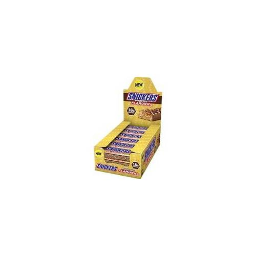 mars inc. Snickers Protein Flapjack - 18x65g