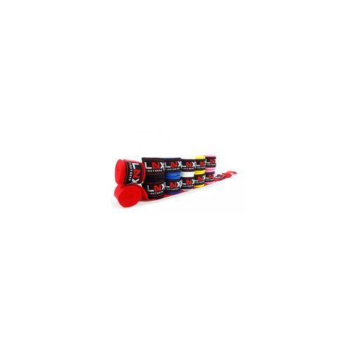 LNX Bandagen/Boxbandagen 3,5m (Größe: 3,5m, Farbe: Rot)
