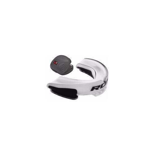 RDX 3W Weißer Mundschutz (Größe: Kinder, Farbe: Weiß)