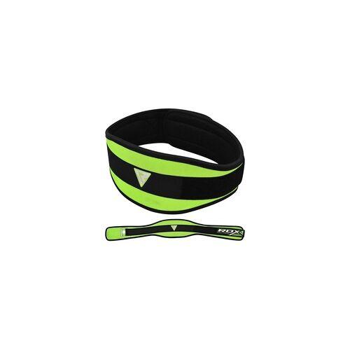 RDX 9C 6inches Gewichthebergürtel (Größe: M, Farbe: Grün)