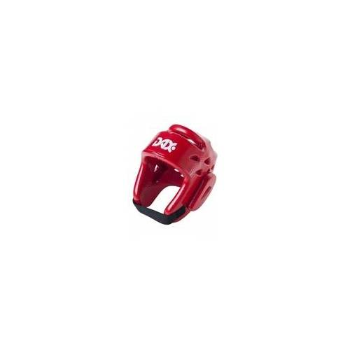 Dax-Sports TAEKWONDO KOPFSCHUTZ, DAX TAERYON, ROT (Größe: L, Farbe: Rot)