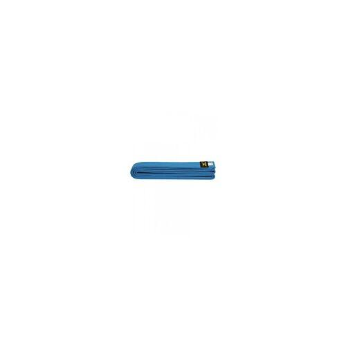 Mizuno JUDO-GÜRTEL, MIZUNO, BLAU (Größe: 315, Farbe: Blau)