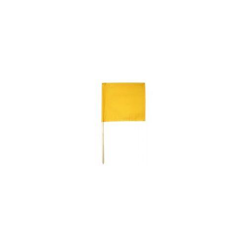 Dax-Sports KR-FAHNE, GELB (Farbe: Gelb)