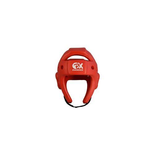 Phoenix PX Kickbox-Kopfschutz EXPERT rot (Größe: S, Farbe: Rot)