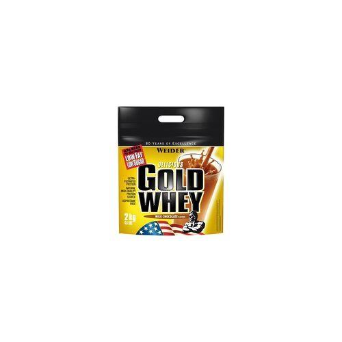 WEIDER Gold Whey 2000g Beutel (Geschmack: Straciatella)