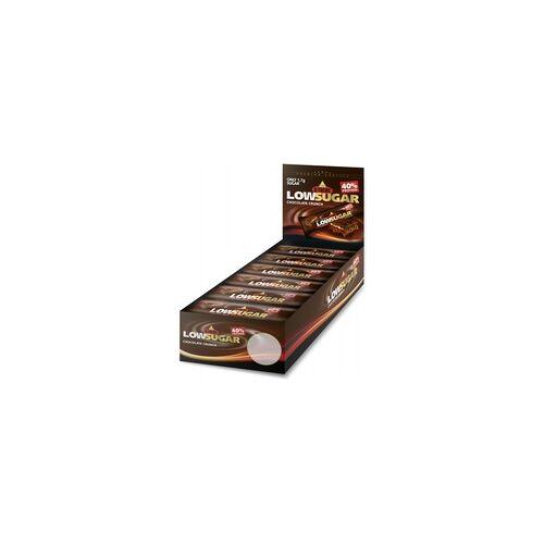 inkospor X-Treme Low Sugar, 24 x 65 g Riegel (Geschmack: Vanilla Crunch)