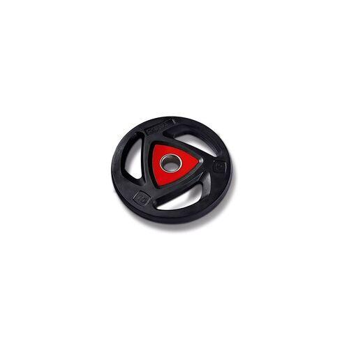 Hantelscheibe Ø50 mm ZVO Rubber Grip Disc (Gewicht: 15 kg)