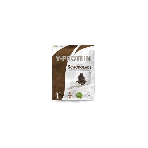 ProFuel V-Protein Pulver, 30 g Beutel (Geschmack: Erdbeere)