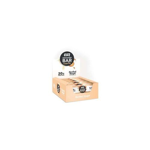 Fitmart GmbH und Co. KG ESN Designer Crunchy Bar Box 12 Riegel, 720 g