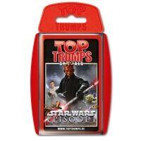 Winning Moves Top Trumps Star Wars Episode 1 - Die dunkle Bedrohung