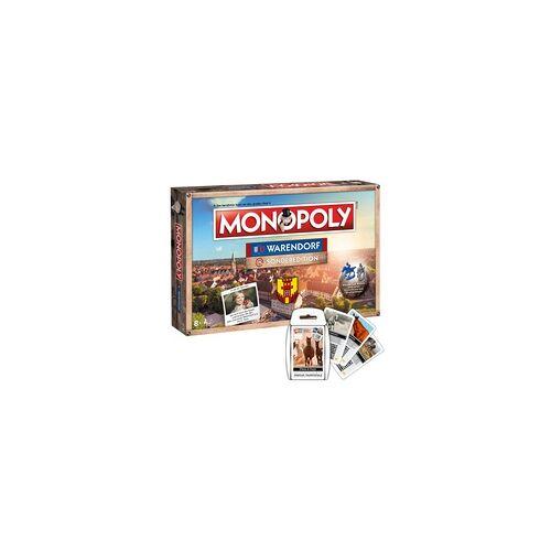 Winning Moves Monopoly Warendorf Sonderedition
