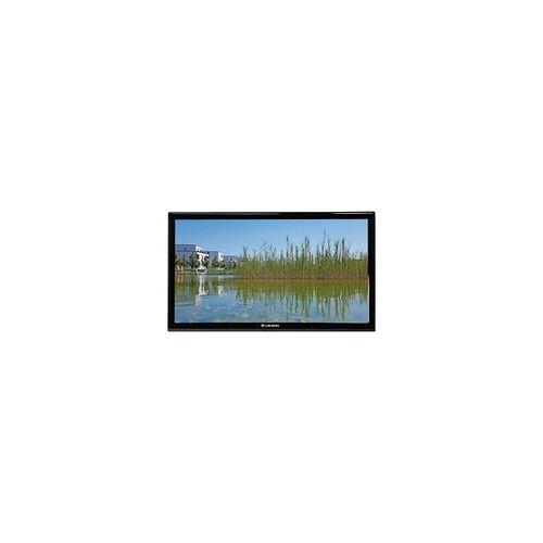 caratec TFT-LED-Flachfernseh-DVD-Kombination Caratec Vision CAV240P-D, 12 / 230 Volt