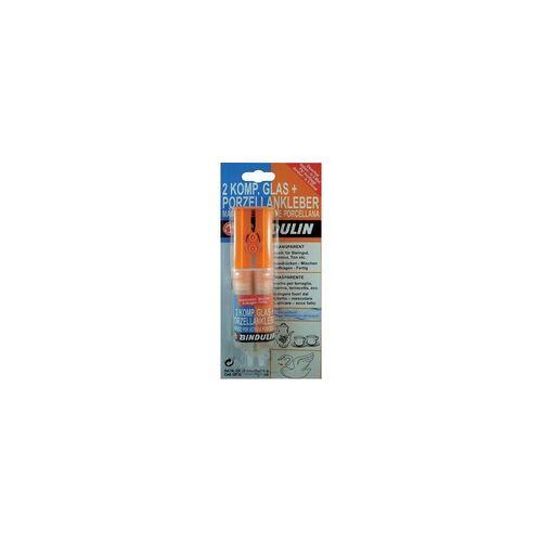 Bindulin Glas- und Porzellankleber GP28, 28g ( Inh.15 Stück )