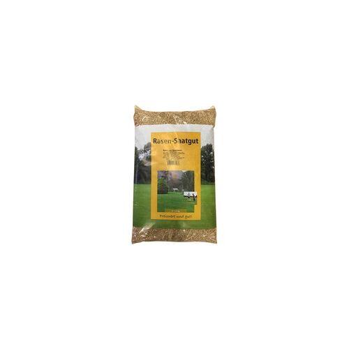 Preiswert und gut Spielrasen Sportrasen SUN Rasensamen 2,5 kg