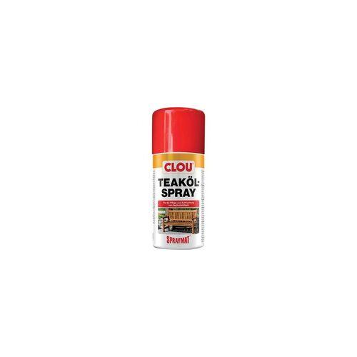 CLOU Teaköl-Spray 300ml ( Inh.6 Stück )