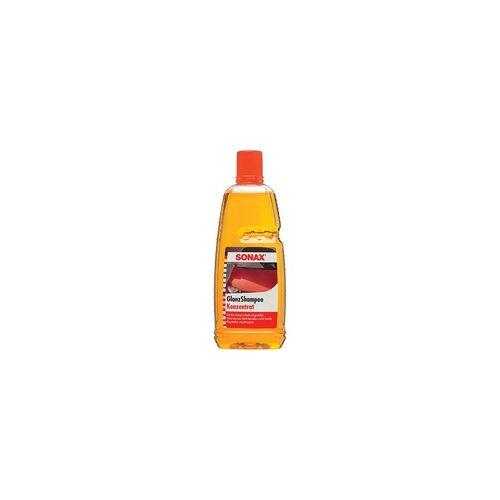 SONAX Glanz-Shampoo Konz.1L ( Inh.6 Flasche )