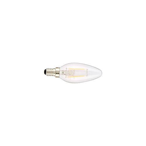 Müller-Licht LED Kerze 2,2W E14 klar - 4 Stück