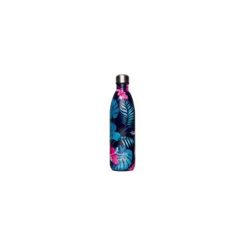360 Degrees Soda Vacuum Insulated 750ml Isolierflasche flower
