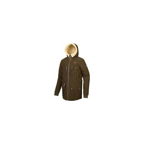 Picture Organic Clothing Picture Vermont Jacket Parka brown Men