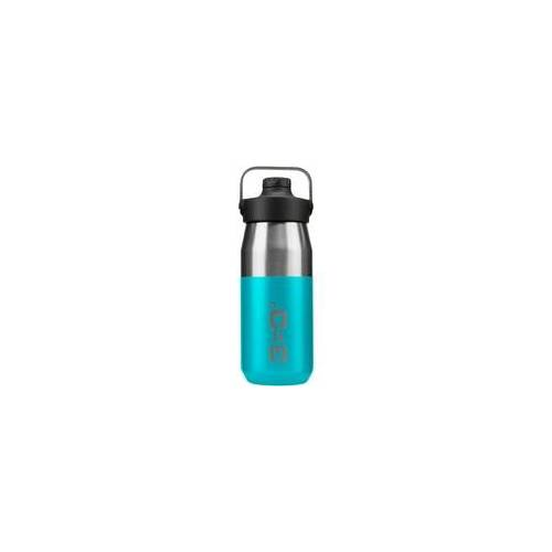 360 Degrees Wide Mouth Insulated Bottle 550ml Trinkflasche Teal