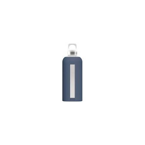 SIGG Star Midnight Glasflasche 0,5L
