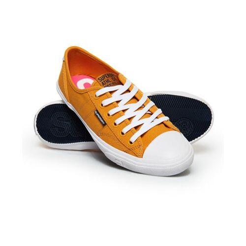 Superdry Low Pro Sneaker 37 gelb