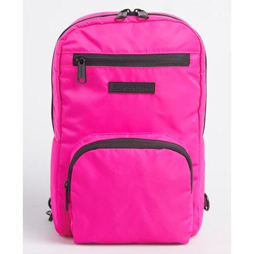 Superdry Sling Rucksack 1SIZE pink