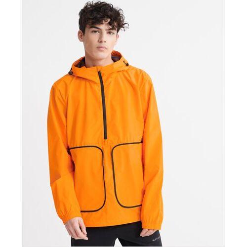 Superdry Windjacke zum Verstauen XL orange