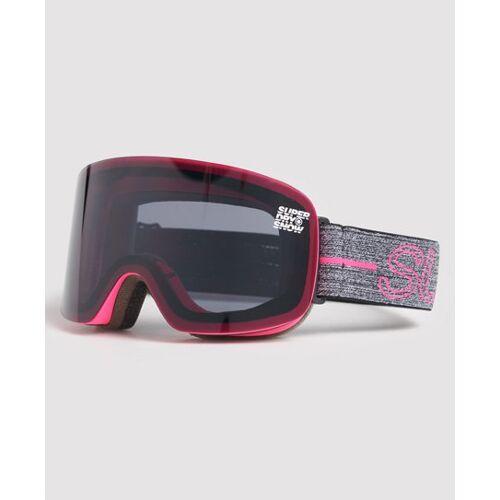 Superdry Slalom Skibrille 1SIZE pink