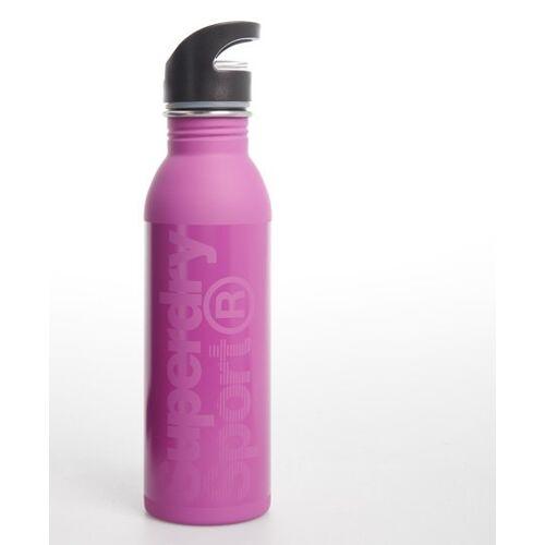 Superdry Super Stahlflasche 1SIZE pink