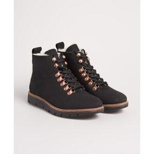 Superdry Studio Hiker Boots 36 schwarz