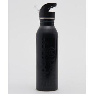 Superdry Super Stahlflasche 1SIZE schwarz