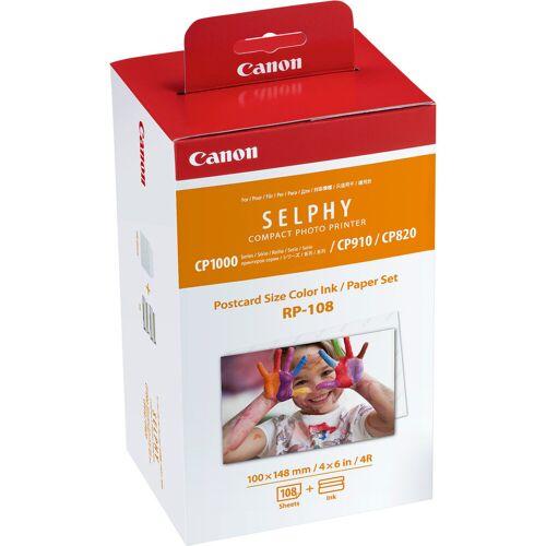 Canon RP-108 Tintenkassette / Papierset 108 Blatt Papier-