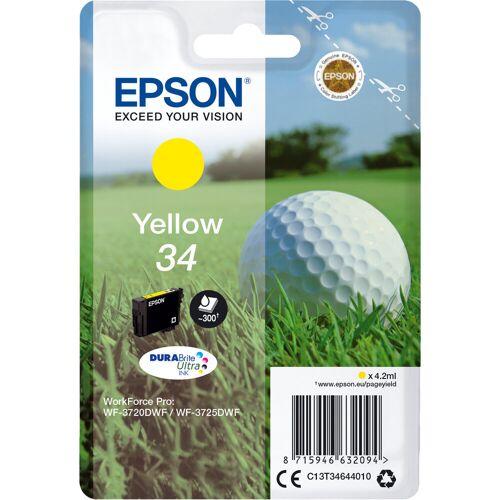 Epson 34 Patrone Gelb Patrone