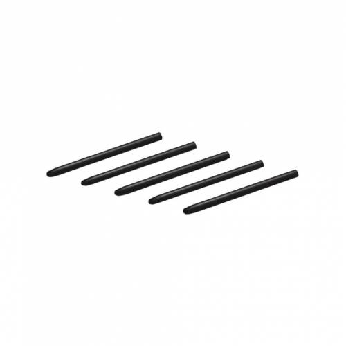 Wacom Schwarze Wacom-Standard-Stiftspitzen (5er-Pack) Stylus