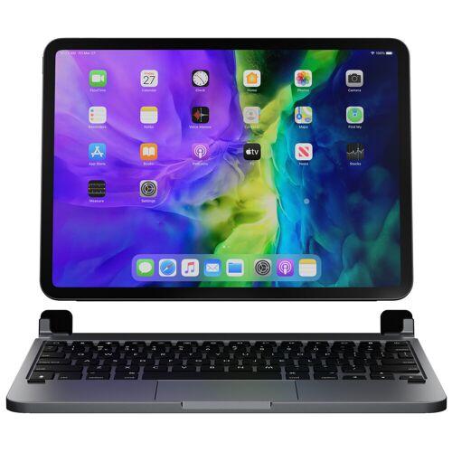 Brydge Apple iPad Pro 11 Zoll (2020) / (2018) Tastaturabdeckung mit Touchpad Space Grey