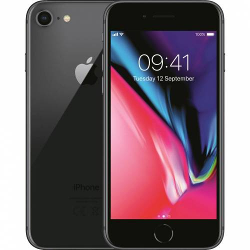 Renewd Refurbished iPhone 8 64GB Space Grau Refurbished Handy