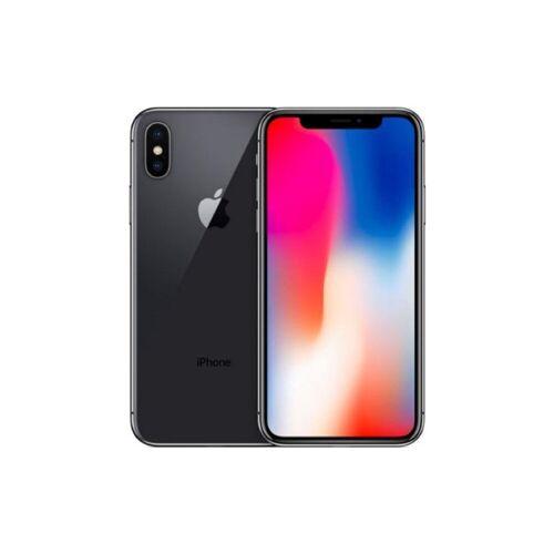 Renewd Refurbished iPhone X 64GB Space Grau Refurbished Handy