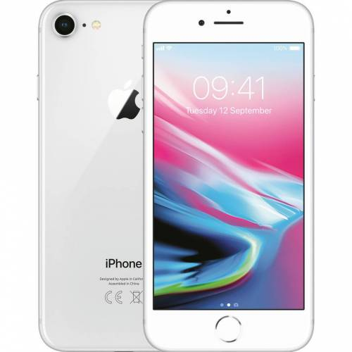 Renewd Refurbished iPhone 8 64GB Silber Refurbished Handy