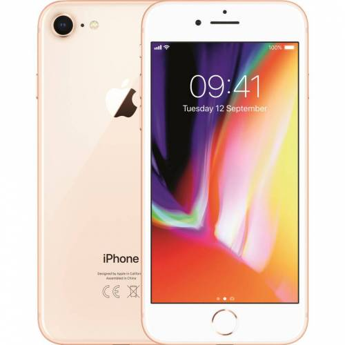 Renewd Refurbished iPhone 8 64GB Gold Refurbished Handy