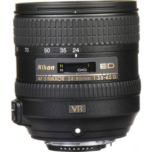 Nikon AF-S 24-85 mm f/3,5-4,5G ED VR Kameraobjektiv