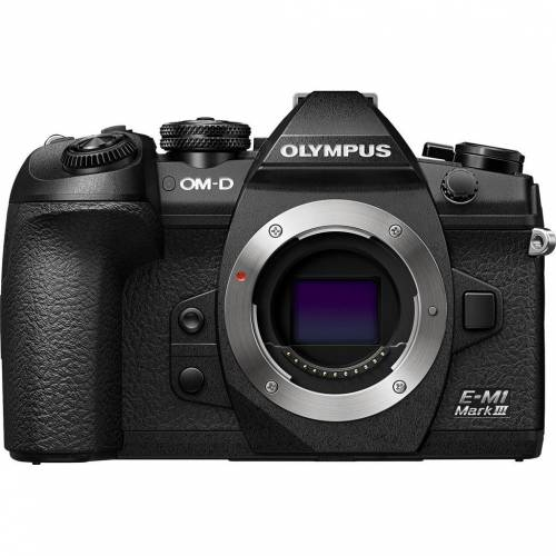 Olympus E-M1 Mark III Body Systemkamera